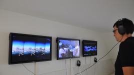 Vídeo instalação Iemanjá no MACC