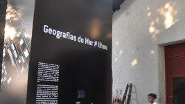 Geografias do Mar # Ilhas no Arte.mov em Salvador