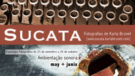 Sucata – Galeria Xisto Bahia 2008