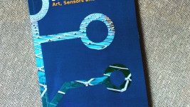 Livro: Sensorium. Art, Sensors and Water
