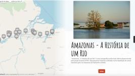 Amazonas. A história de um rio.