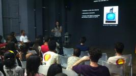 Arte, tecnologia e instalação interativa