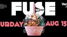 Disruption – ISEA 2015, Vancouver, Canadá